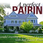 A Perfect Pairing – A tasteful evening at the Grand Victorian with Reif Estate Winery